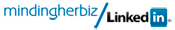 Follow MindingHerBiz on LinkedIn